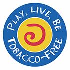 Play Live Be Tobacco Free logo
