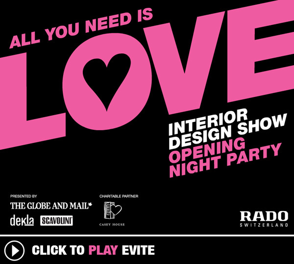 ALL YOU NEED IS LOVE IDS OPENING NIGHT PARTY