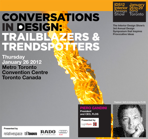 Conversations in Design - Trailblazers &amp; Trendspotters