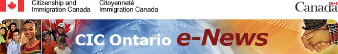 CIC Ontario e-News