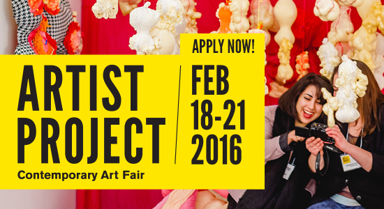 Artist Project Contemporary Art Fair. Meet and buy directly from 250+ contemporary artists. Runs February 19-22, 2015 at the Better Living Centre, Exhibition Place, Toronto.